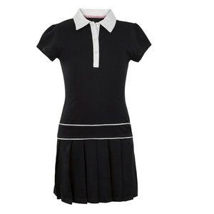 U.S. Polo Assn. Navy Dropwaist Dress Size 6X